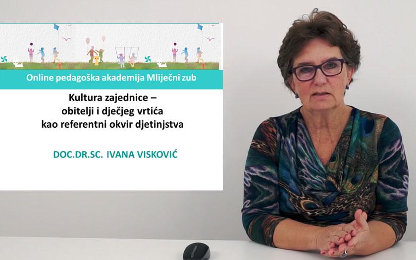 dr. sc. Ivana Visković