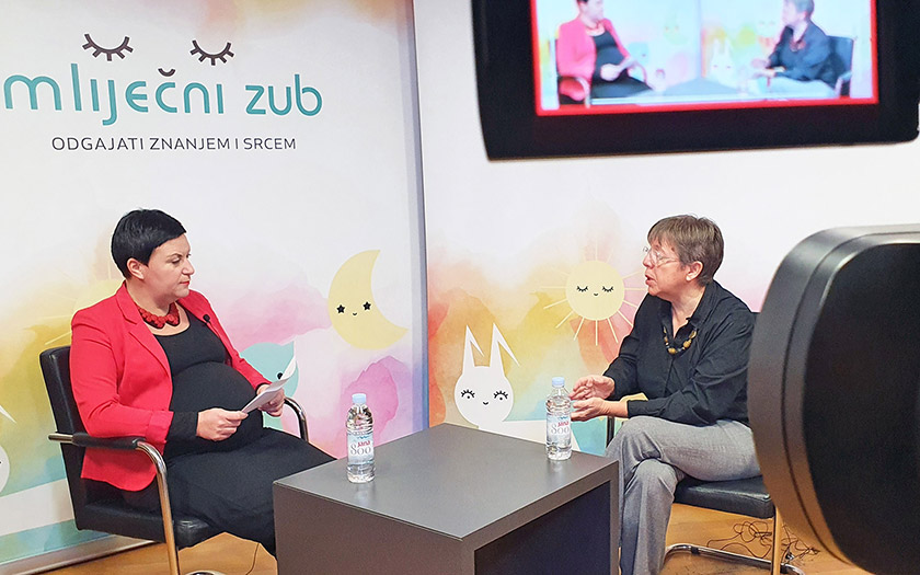 Q&A - Lana Kihas i Ksenija Benaković