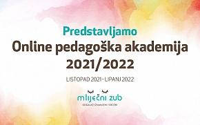 Nova Online pedagoška akademija 2021/2022