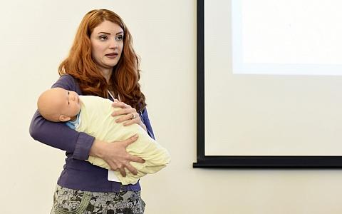 Kako komunicirati s djecom novog doba - Radionica - Radionica 9: Kako komunicirati s bebama